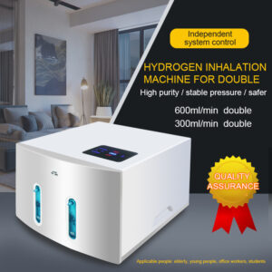 300cc, Hydrogen inhalation machine for double