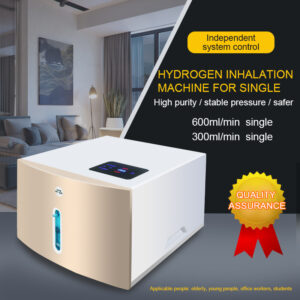 300cc, Hydrogen inhalation machine for single